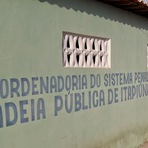 Opinião e Notícias -  Quatro presos fogem da Cadeia Pública de Itapiúna.