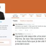 Silas Malafaia faz duras criticas e pede uma posição de Marina Silva sobre apoio ao casamento gay