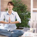Saúde - Você sabia! Que o Ioga ajuda a eliminar o estresse do trabalho
