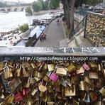 Turismo - A Pont des Arts Além dos Cadeados