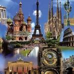 Conheça os destinos mais baratos da Europa