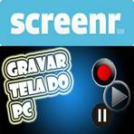 Gravar tela do pc com screenr online sem programas