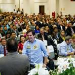 Opinião e Notícias - Em convenção, líderes evangélicos reforçam apoio a Fabio Garcia