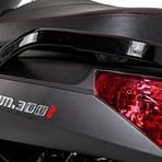 DAFRA não fica atrás da Honda e lança Citycom 300i 2015 com freios Combinados FH-CBS
