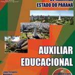Concursos Públicos - Apostila Concurso Prefeitura de Maringá (PR) 2014 - Auxiliar Educacional