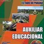 Apostila Concurso Prefeitura de Maringá PR 2014 - Auxiliar Educacional