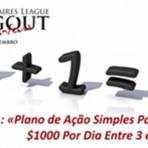 A Não Perder - Plano de Ação Simples para Ganhar $1000 Por Dia Entre 3 a 5 Meses