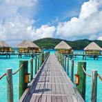 Promoção de passagens para o Taiti a partir de R$ 2.889 R$ ida + volta
