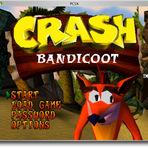 História de Crash Bandicoot