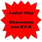 Comprar on-line – Lojas no exterior – Promoção do dia do trabalho
