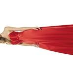 Diversos - Vestidos longos de festa vermelho para arrasar