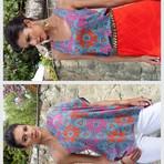 Blusa 2013 feminina para o verão