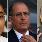 Segundo pesquisa, os paulistas querem a Marina Silva (PSB), o Geraldo Alckmin (PSDB) e o José Serra (PSDB)