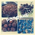 Popcake - Receita