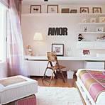 Diversos - Veja modelos de decoração de quarto feminino solteiro