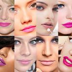 Descubra o batom rosa ideal para seu tom de pele