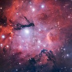 Espaço - Astrofoto: Onde as estrelas se formam