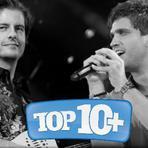 Top 10 musicas mais tocadas da semana (26/08 á 01/09)