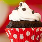 Aprenda a fazer um incrível cupcake de brigadeiro branco!