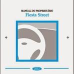 Manual do proprietário Ford Fiesta Street