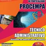 Concursos Públicos - Concurso PROCEMPA TÉCNICO ADMINISTRATIVO - Inscrições no período de 01 de setembro de 2014 até 07 de outubro de 2014.