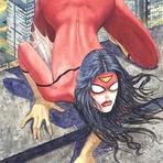 Entretenimento - Mulher-Aranha - Marvel se desculpa pela capa de Milo Manara