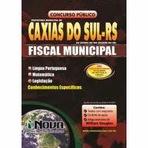 Prefeitura de Caxias do Sul - FISCAL MUNICIPAL - MOTORISTA e FISCAL DE TRÂNSITO