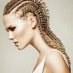 22 cortes de cabelo exóticos e criativos