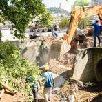 Contos e crônicas - Rua do bairro Praia dos Amores fica interditada para obras por 15 dias em Balneário Camboriu