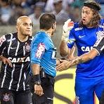 Corinthians coloca incompetência em campo nas costas do juiz.