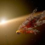 Espaço - Detectado impacto colossal fora do sistema solar