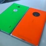 Portáteis - Vazam imagens revelando detalhes do Lumia 830 um dia antes do seu anúncio