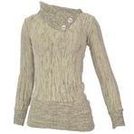 Blusas de lã feminina
