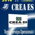 Apostila Concurso CREA ES Tecnico Servicos Operacionais 2014