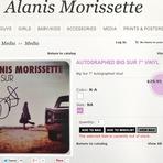 Vinil Alanis Morissette Big Sur acabou