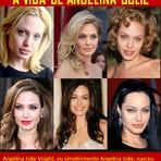 A vida de Angelina Jolie Voight