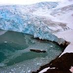Ciência - Vida descoberta em lago antártico 800 metros abaixo do gelo