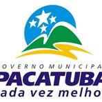 Concursos Públicos - Concurso Público Prefeitura de Pacatuba, no Ceará