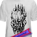 Camiseta personalizada - Caveira