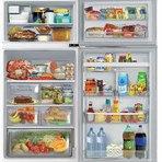 Como guardar alimentos na geladeira