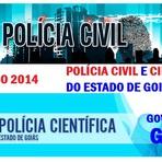 Concursos Públicos - Apostila Concurso PC-GO e Polícia Científica de Goiás 2014