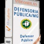 Curso Preparatório em Videoaulas Concurso DPE-MG Defensor Público - Defensoria Pública do Estado de Minas Gerais