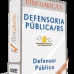 Curso Preparatório Online Concurso DPE-RS Defensor Público