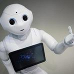 O primeiro robô emocional do mundo será lançado em-2015