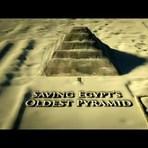 Internacional - A pirâmide mais antiga do Egito está sendo destruída pela empresa contratada para restaurá-la