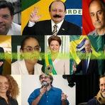Política - Eleições 2014: Conheça os 11 Candidatos e suas Propostas para a Presidência do Brasil