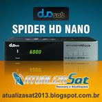 DUOSAT SPIDER HD NANO V 5.1 - ATUALIZAÇÃO 04/09/2014