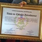 Lula recebe título em Pernambuco e critica os seus adversários