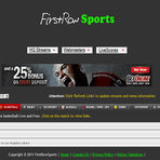 Firstrow Sports – Esportes ao Vivo - Futebol Ao vivo Grátis