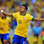 Neymar é o novo capitão da Seleção Brasileira